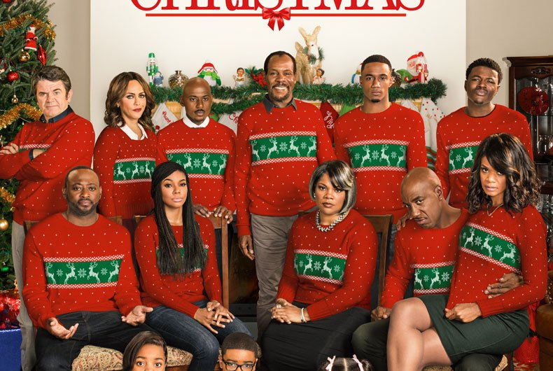 New Trailer for Almost Christmas