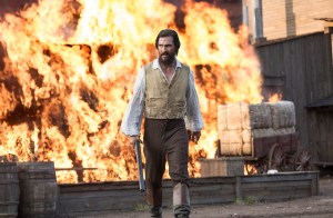 Matthew McConaughey stars in FREE STATE OF JONES