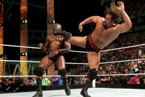 MITB 2016 Rusev vs Titus O'Neil