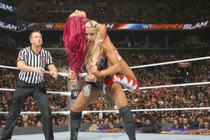 SummerSlam (2016) - Charlotte vs Sasha Banks