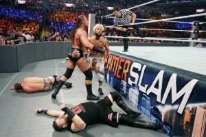 SummerSlam (2016) - Enzo & Cass vs Jerico & Owens