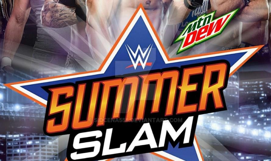 SummerSlam (2016) – Sunday Bloody Sunday