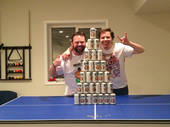 Wrestlemania 32 Weekend - Beeramid Warriors