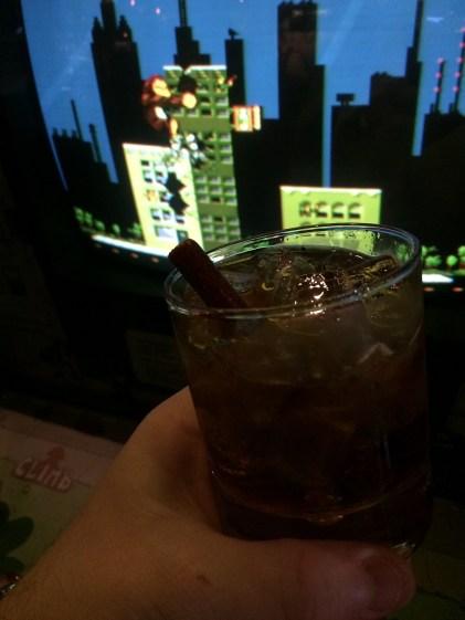 Wrestlemania 32 Weekend - 16-Bit Bar - Macho Man Drink