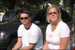 Derrick & Sarah