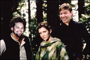 ROTJ - Chewie, Pip & Leia