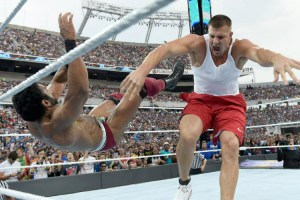 WrestleMania 33 - Battle Royal