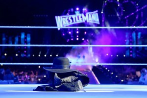 WrestleMania 33 - Taker Retires