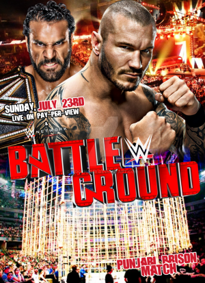 Battleground 2017 Poster