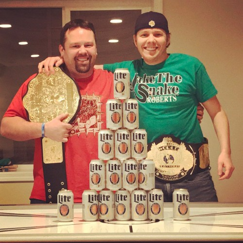 WrestleMania 33 Beeramid