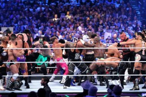 WrestleMania 34 Battle Royal