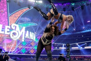 WrestleMania 34 - Nia Jax vs Alexa Bliss