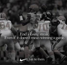 Just Do It - Browns