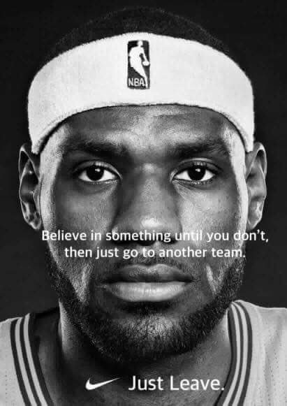 Just Do It - LeBron