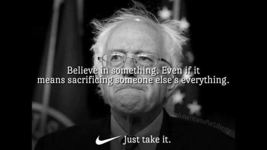 Just Do It - Sanders