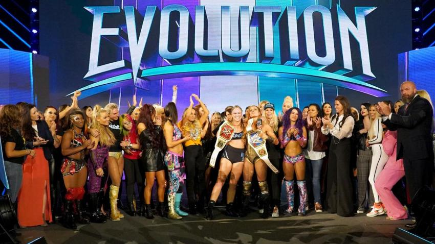 WWE Evolution 2018