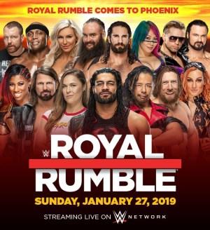 Royal Rumble 2019