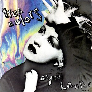 True Colors - Cindy Lauper