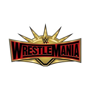 WrestleMania 35 Logo 2019 Square