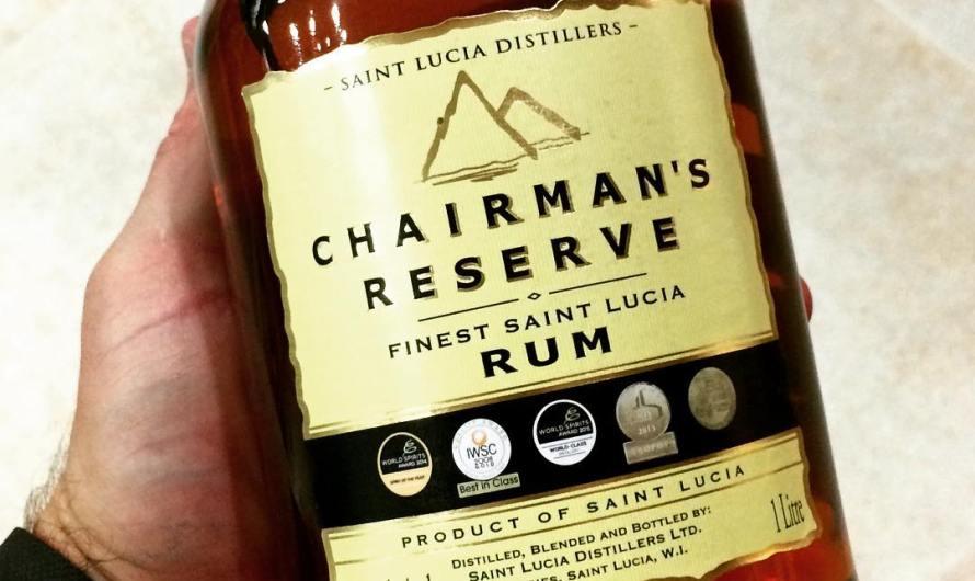 Saint Lucia's Finest – Chairman's Reserve