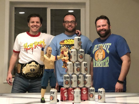 Beeramid 2019 - WrestleMania 35