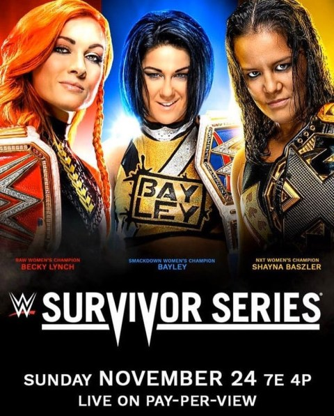 2019 Survivor Series