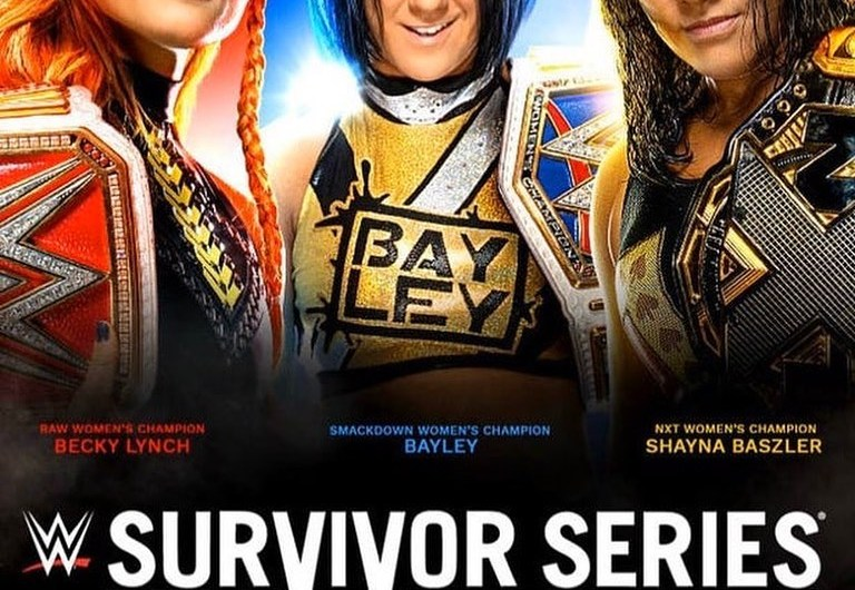 Survivor Series (2019) – NXT is the Third Brand