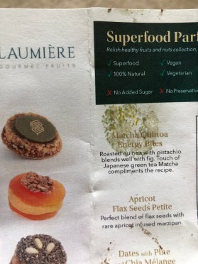 Laumière Superfood Parfait Collection 6