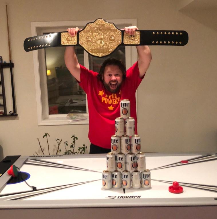 Beeramid 2020 - WrestleMania 36