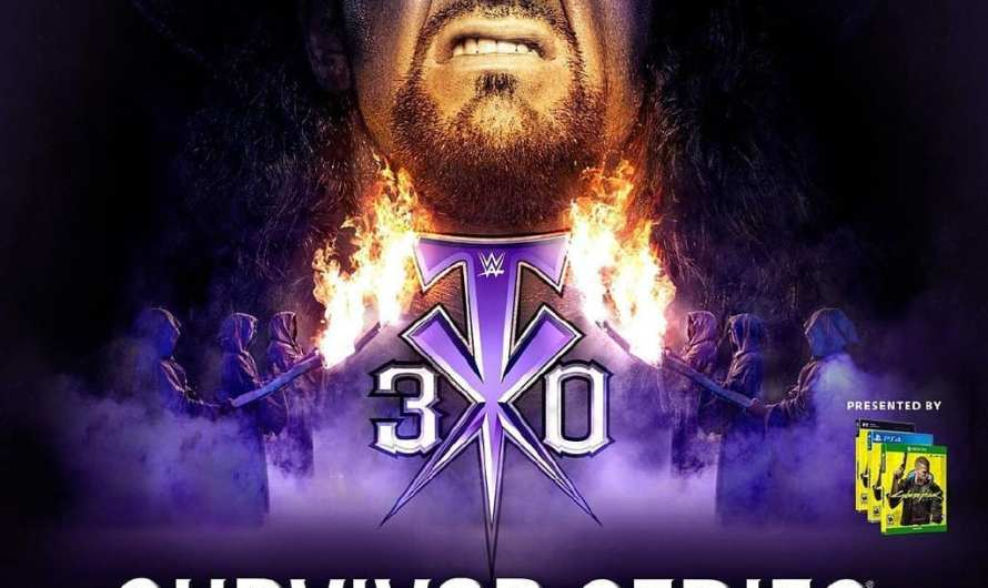 Survivor Series (2020) – Taker's Final Farewell