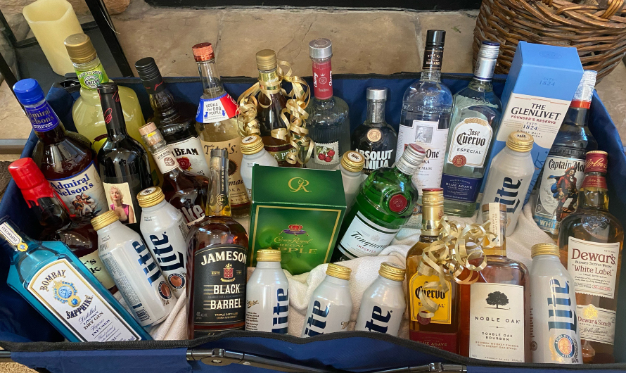 Cleveland Area Friends – ALCOHOL WAGON FUNDRAISER!!!