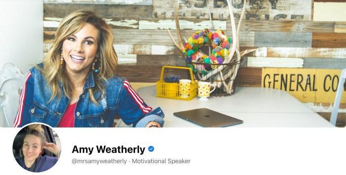Amy Weatherly