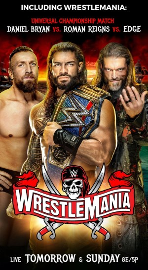 Previewing WrestleMania 37