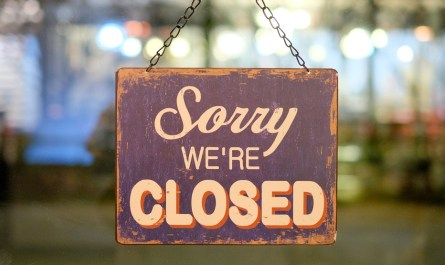 Sorry We're Closed Feature