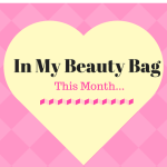 What's in My Beauty Bag This Month? Best Beauty Products For Women Over 40