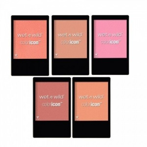 Wet n Wild Color Icon Blush in 5 shades