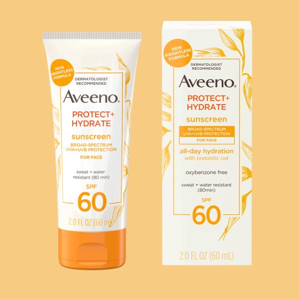 Aveeno Sunscreen for Face