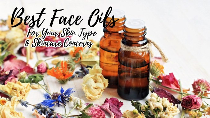 best face oils