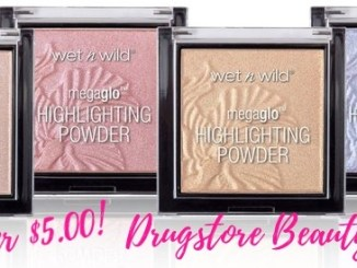 Wet n Wild Megaglo Highlighter Review