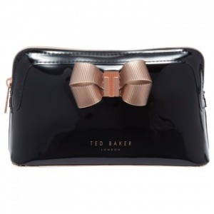 Ted Baker London Lezlie Bow Detail Cosmetic Bag