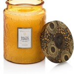 Voluspa Baltic Amber Scented Candle