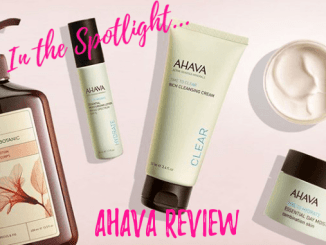 Ahava Hand Cream and other Favs