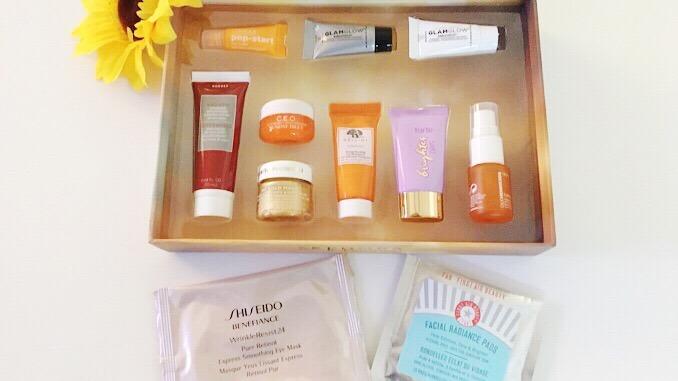 Sephora Favorites Review - Get Glowing Kit