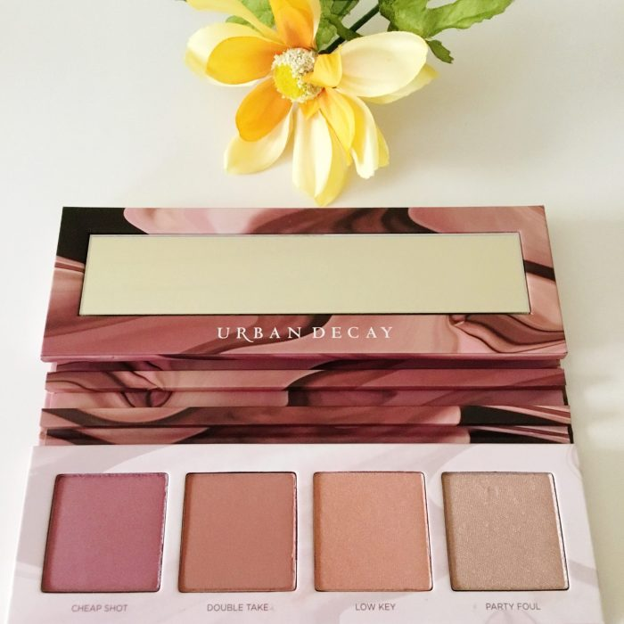 Urban Decays Backtalk Palette