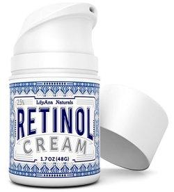 LilyAna Naturals Retinol Cream Moisturize