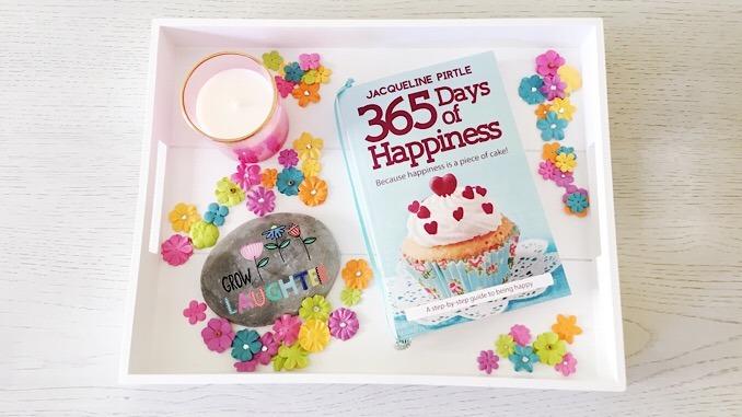 Critique de livre 365 jours de bonheur