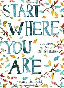 Start Where You Are Interactive Journal