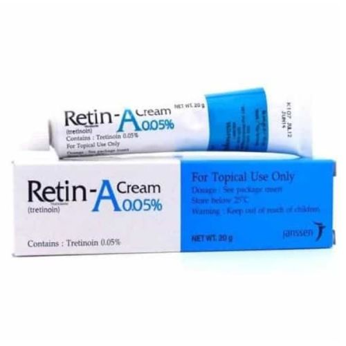 Tretinoin Retin A vs. Retinol