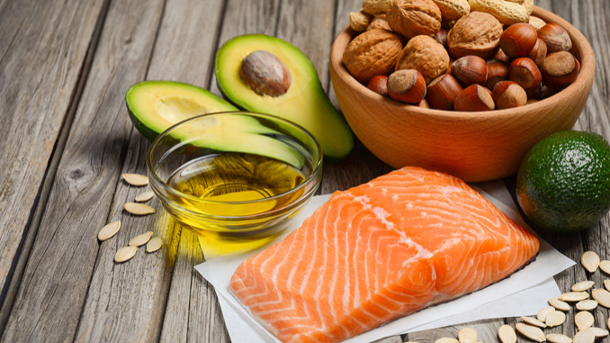 Boost your immune system by eating more healthy fats.