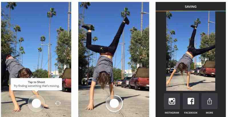 Apps para instagram: Boomerang